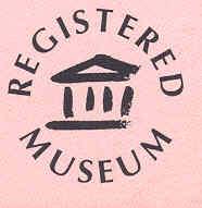 registered museum logo